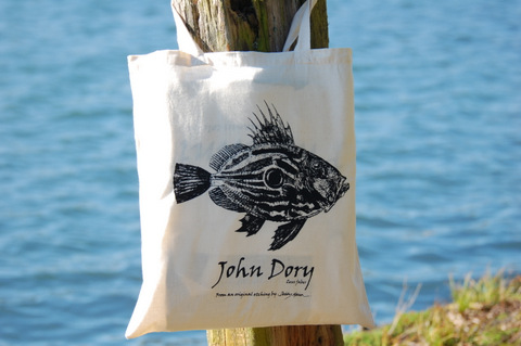 Canvas Bag - John Dory in 'My Designs'
