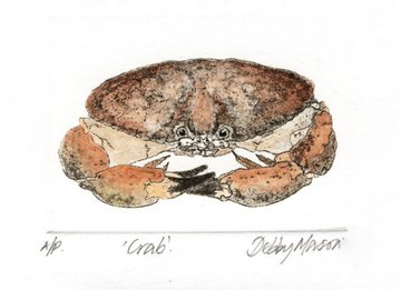 Crab in 'Crustaceans'