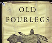 The fossil fish story 'Old Four Legs'