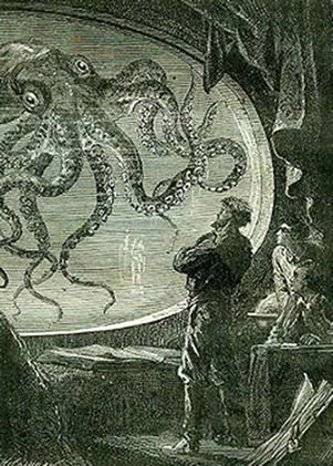 The creations of Jules Verne fired my imagination and continue to do so.